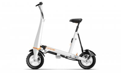 Scooter Electrique Halo-City Compact et Ultra Pliant