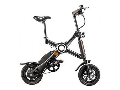 iBike X  Black Edition - Vélo compact & pliant
